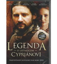 Legenda o Lietajúcom Cypriánovi / Legenda o létajícím Cypriánovi - DVD plast