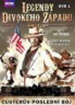 Legendy divokého západu - DVD 1 - Custerův poslední boj