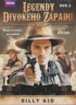 Legendy divokého západu - DVD 2 -Billy Kid