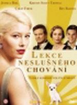 Lekce neslušného chování (digipack ) DVD