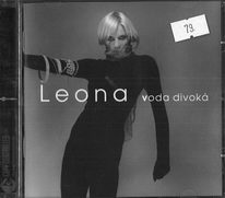 Leona - Voda divoká - CD