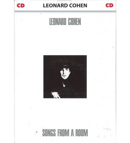 Leonard Cohen - Songs from a room - CD