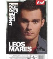 Leoš Mareš - DVD pošetka