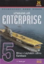 Letadlová loď Enterprise DVD 5
