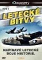 Letecké bitvy 1 - DVD