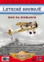 Letecké souboje 10 - Hon na Bismarck - DVD