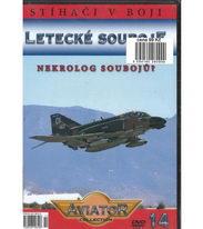 Letecké souboje 14 - Nekrolog soubojů - DVD