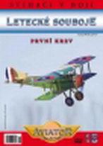 Letecké souboje 15 - První krev - DVD