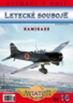 Letecké souboje 16 - Kamikaze - DVD