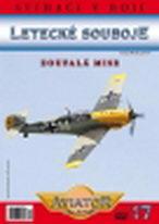 Letecké souboje 17 - Zoufalá mise - DVD