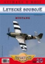Letecké souboje 20 - Mustang - DVD