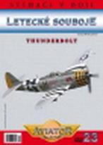 Letecké souboje 23 - Thunderbolt - DVD