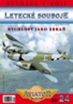 Letecké souboje 24 - Rychlost jako zbraň - DVD