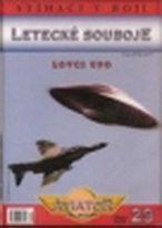 Letecké souboje 29 - lovci UFO - DVD