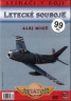 Letecké souboje 3 - Alej MiGů - DVD