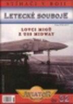 Letecké souboje 32 - lovci MiGů z USS Midway - DVD