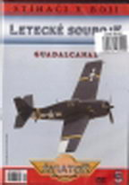 Letecké souboje 5 - Guadalcanal - DVD