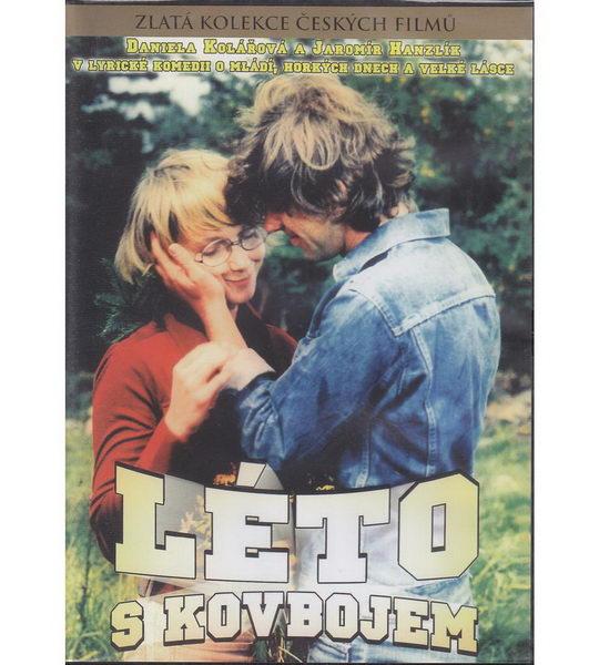 Léto s kovbojem ( plast ) DVD