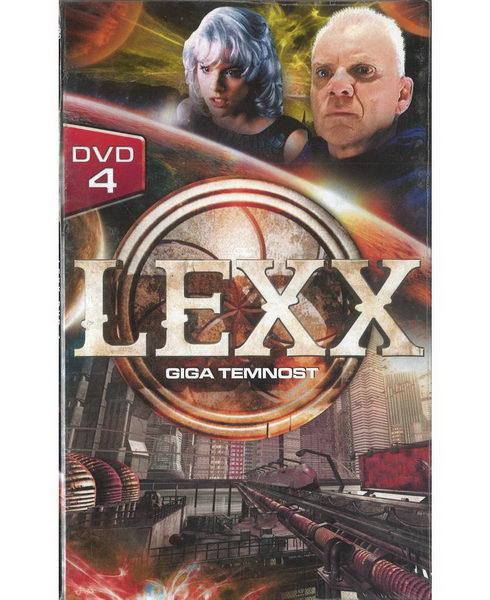 Lexx - DVD 4