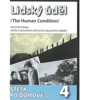Lidský úděl 4: Stesk po domově - DVD