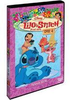 Lilo a Stitch 1. série - disk 4. - DVD