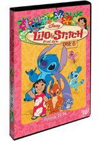 Lilo a Stitch 1. série - disk 6 - DVD