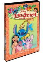 Lilo a Stitch 1. série - disk 7 - DVD