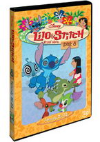 Lilo a Stitch 1. série - disk 8 - DVD
