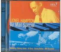 Lionel Hampton - Air mail special - CD