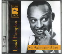 Lionel Hampton - Mr. Ambassador of jazz - CD