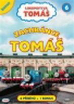 Lokomotiva Tomáš - Zachránce Tomáš - DVD