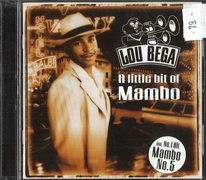 Lou Bega - A little bit of mambo - CD