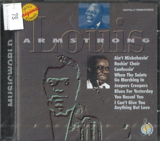 Louis Armstrong - CD
