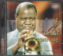 Louis Armstrong - Dinah - CD