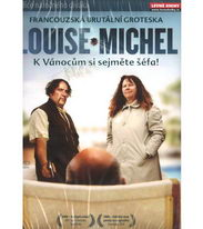 Louise - Michel ( originální znění s CZ titulky ) - DVD