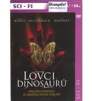 Lovci dinosaurů - Papírová pošetka DVD