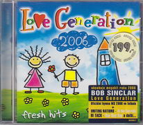 Love generation 2006 - CD