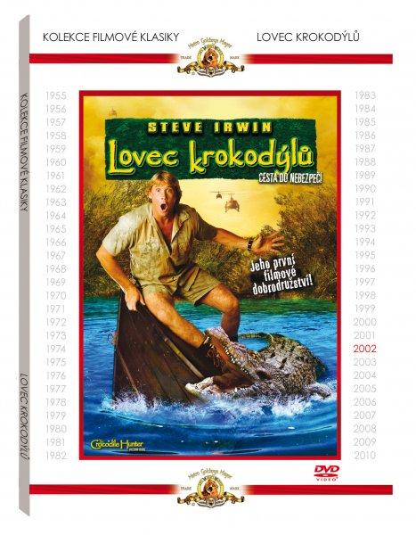 Lovec krokodýlů - DVD