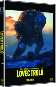 Lovec trolů - DVD