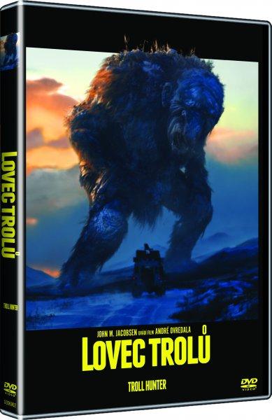 Lovec trolů - DVD plast