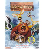 Lovecká sezóna 1 (anim.) - DVD
