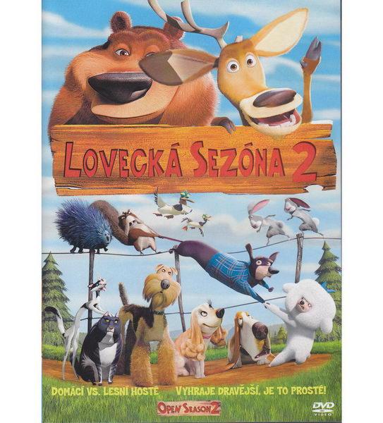 Lovecká sezóna 2 (anim.) - DVD