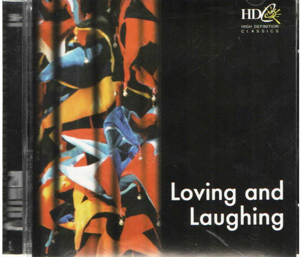 Loving and Laughing - CD