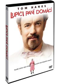 Lupiči paní domácí DVD