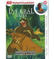 Lví král Simba - disk 14 - DVD