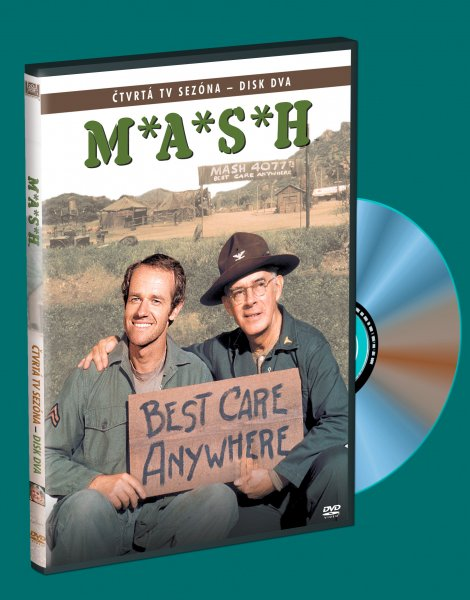 M.A.S.H. (seriál) - DVD (M.A.S.H. (series))