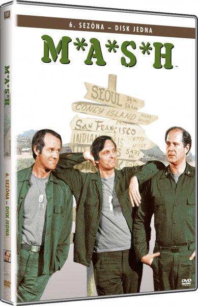 M.A.S.H. (seriál) - DVD