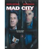 Mad City / Město šílenců ( originální znění s CZ titulky ) - plast DVD