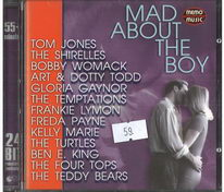 Mad about the boy - CD