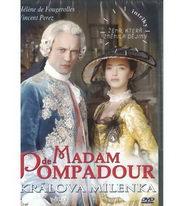 Madam de Pompadour - Králova milenka ( plast ) DVD